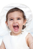 лето ребенка восторженное Стоковое Фото