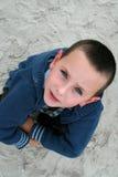 лето ребенка счастливое Стоковые Фото
