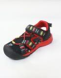 лето сандалии малыша стоковая фотография