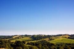 лето сельской местности Стоковое Изображение RF