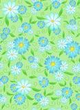 лето стоцвета предпосылки безшовное Стоковое Фото