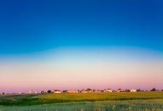 лето страны Стоковые Изображения RF