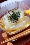 лето студня gelidium еды японское tokoroten Стоковые Изображения RF