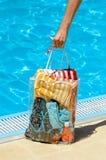 лето сумки Стоковое фото RF