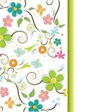 лето цветения иллюстрация штока