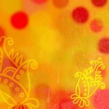 Лето цветет предпосылка с bokeh бесплатная иллюстрация