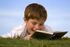 лето чтения стоковое изображение