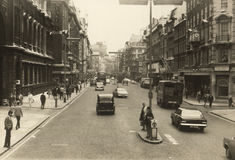 лето 1968 london Стоковое Фото