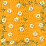 лето daisywheels горячее иллюстрация вектора