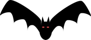 летучая мышь halloween Стоковое фото RF