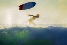 Летучая рыба стоковая фотография