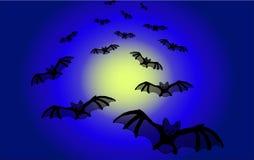 Летучие мыши Стоковые Фотографии RF