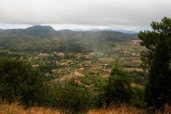 Лефкас - сельская местность Стоковые Изображения RF
