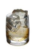 Лед в стекле 9 Стоковые Фото