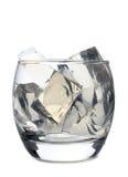Лед в стекле 6 Стоковое фото RF