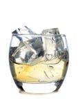 Лед в стекле 10 Стоковые Фото