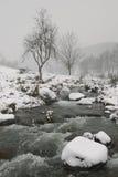 Ледистое река #3 Стоковое фото RF