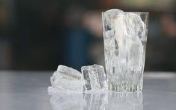 Лед на таблице Стоковое Изображение RF