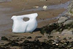 Лед на beaach Стоковая Фотография RF