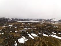 Ледники плавят в icefjord Гренландии Май 2016 Стоковое Изображение