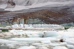 Ледниковое озеро 3 Стоковые Изображения RF
