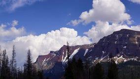 Ледниковые горы Стоковые Фотографии RF