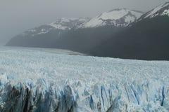 Ледник Аргентина Perrito Moreno Стоковая Фотография