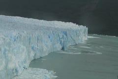 Ледник Аргентина Perrito Moreno Стоковые Фото