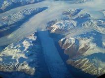 Ледник Гренландии Стоковые Фотографии RF