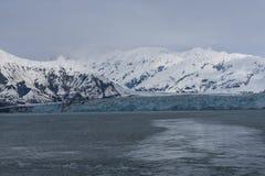 Ледник залива Hubbard Стоковые Фотографии RF