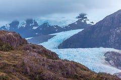 Ледник Патагонии Стоковые Изображения RF