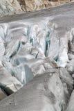 Ледник Роны Стоковые Изображения RF