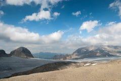ледник Швейцария Стоковое фото RF
