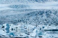 Ледник Стоковые Изображения