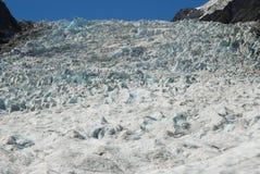 Ледник Fox Стоковые Изображения