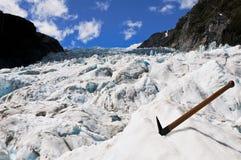 Ледник Fox Стоковое Изображение RF