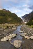 Ледник Frantz josef Стоковое Фото