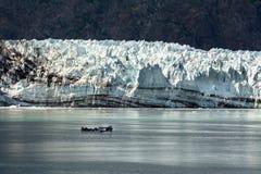 Ледник Margorie Стоковая Фотография