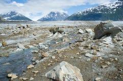 Ледник 3 Meade Стоковое Изображение