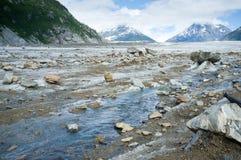 Ледник 6 Meade Стоковые Изображения