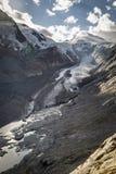 Ледник Pasterze Стоковое Изображение