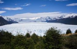 Ледник Perito Moreno, El Calafate, Аргентина Стоковая Фотография