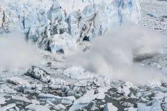 Ледник Perito Moreno, El Calafate, Аргентина Стоковое Изображение