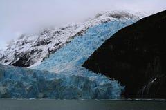 Ледник Spegazzini, национальный парк Лос Glaciares, Аргентина Стоковые Изображения RF