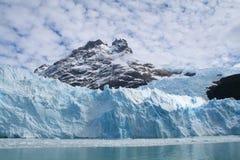 Ледник Upsala, Аргентина Стоковое Изображение RF