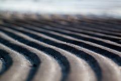 Ледовитая зона swash Стоковая Фотография RF