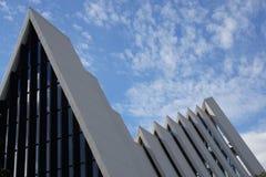 Ледовитый собор Стоковое фото RF