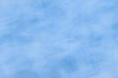Лед предпосылки голубой Стоковые Изображения