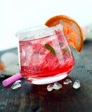 Лед - холодный коктеил дайкири стоковые фото