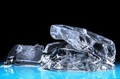 Ледяной кристалл Стоковая Фотография